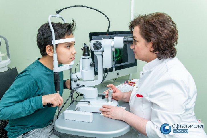 Жесткие линзы - Ортокератология